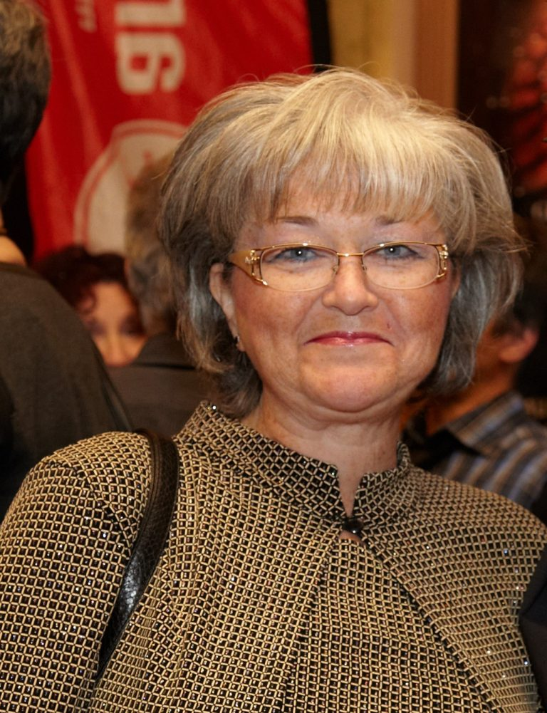 Maryse Nolin - Bénévole émérite pour Diavie